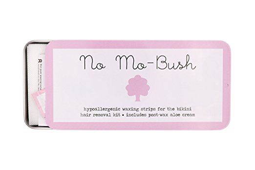 waxing at home essential products best diy brazilian no mo-stache hypoallergenic strips bikini