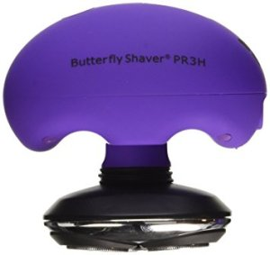 "Butterfly Pro Purple 3H ""Lady's Shaver"" by Skull Shaver"