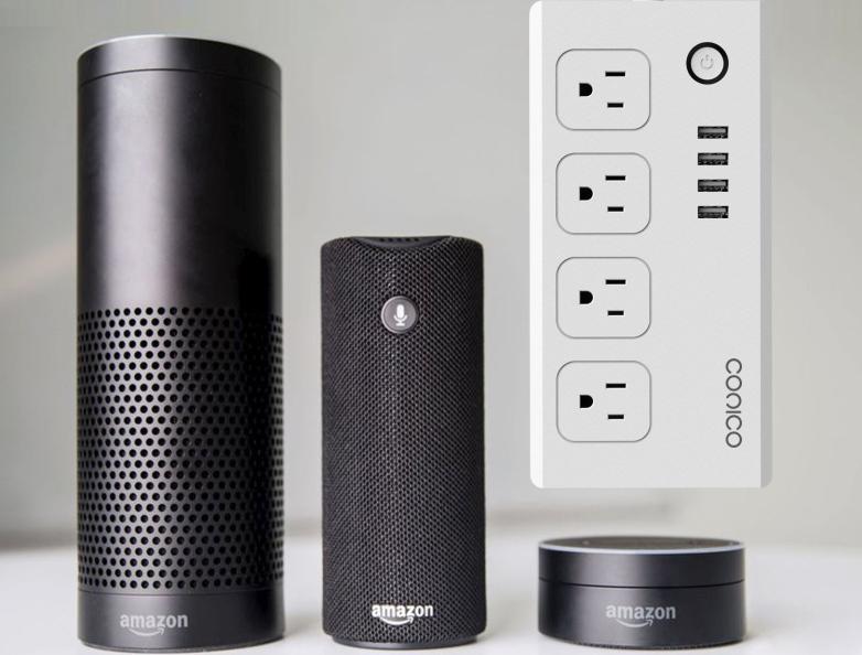 coinco smart home power strip