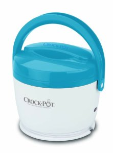 Crock-pot portable food warmer
