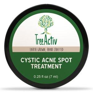 Cystic Acne Spot Treatment by TreeActiv