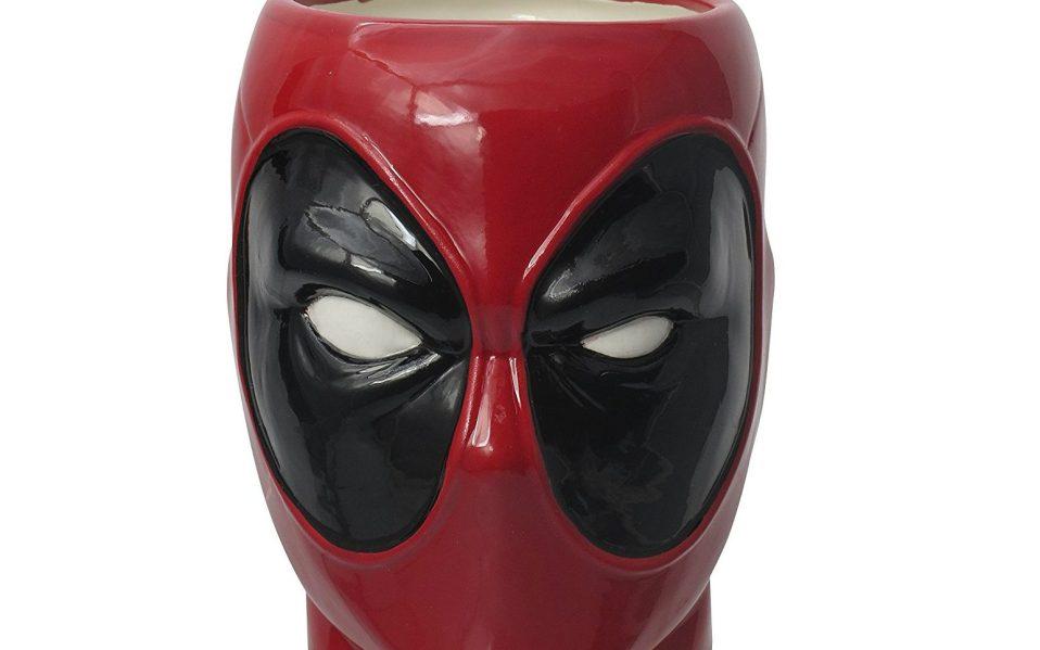 Deadpool Marvel Mug