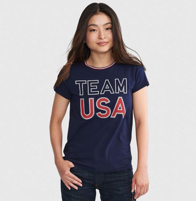 ralph lauren team usa olympic t-shirt