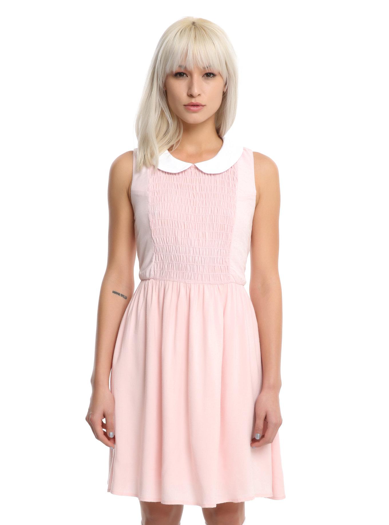 eleven blush dress