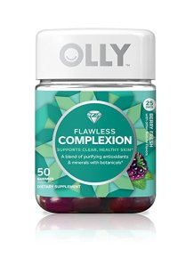 Flawless Complexion Gummy Vitamins by Olly