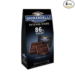 Ghirardelli Chocolate Intense Dark Squares