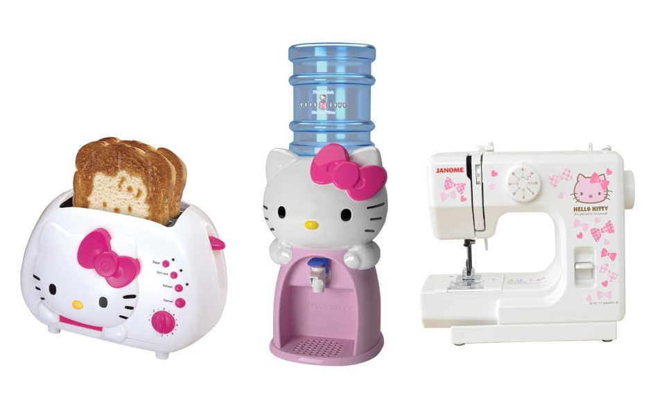 hello kitty gifts for adults