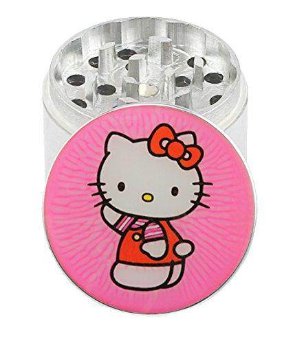 hello kitty herb grinder
