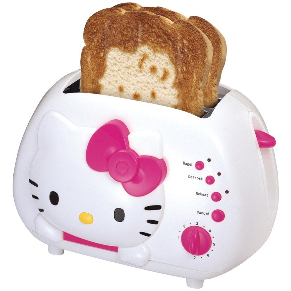 hello kitty for adults 10 best sanrio products toaster