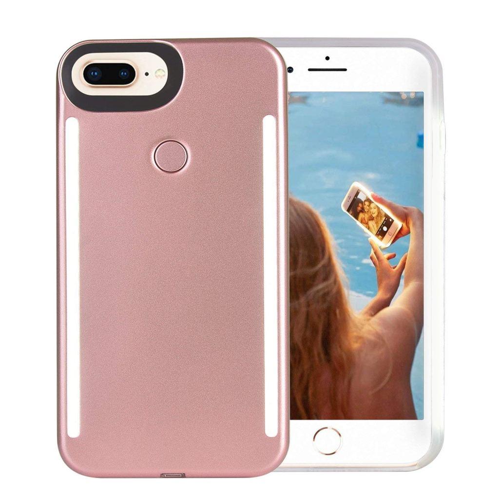 best illuminated phone case selfie
