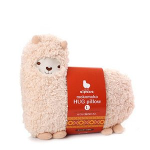 JCNCE Aunt Merry Mokomoko Llama Alpaca Hug