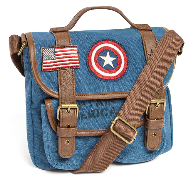 Captain America Crossover Messenger Bag