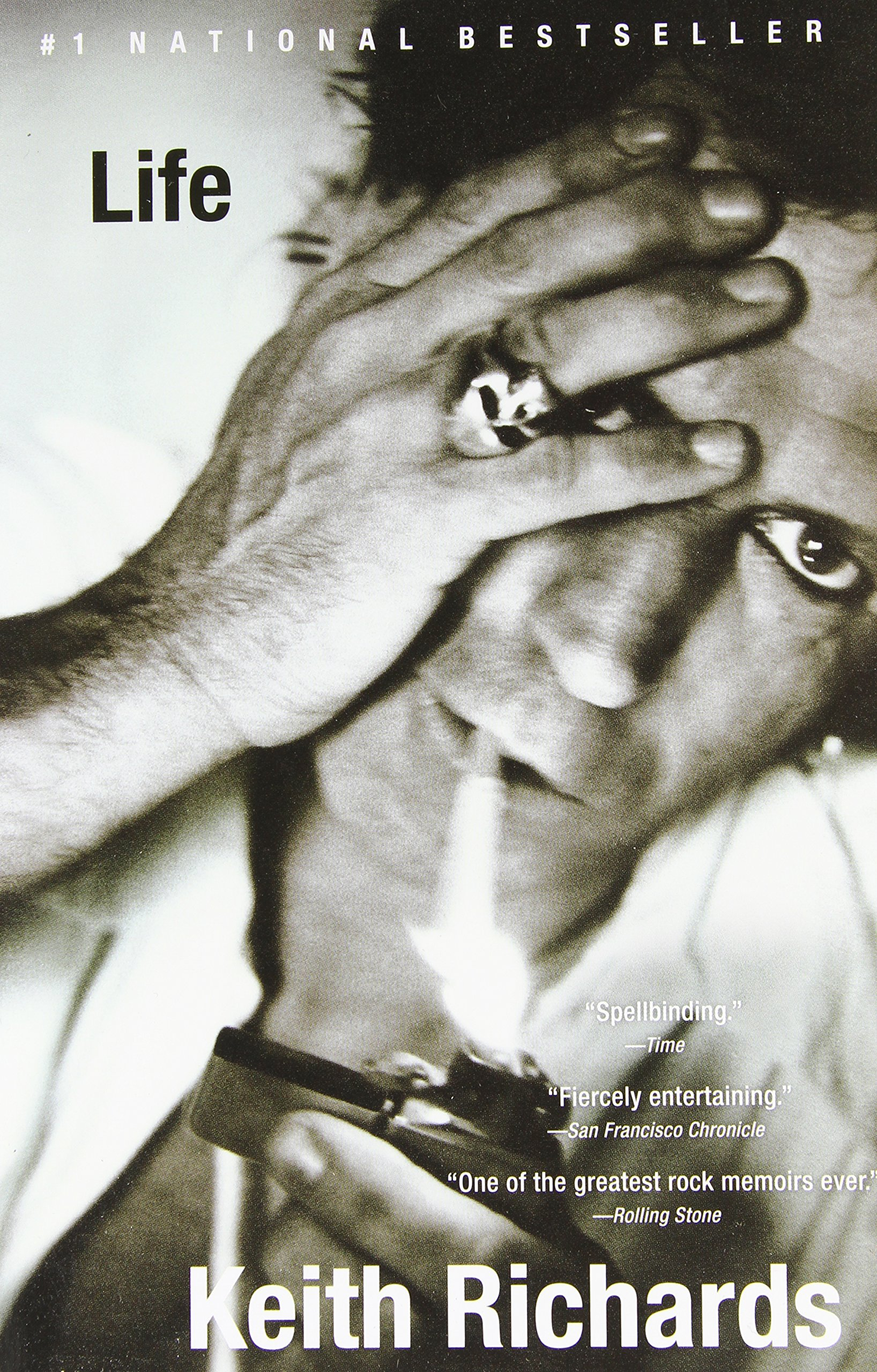 Life Biography of Keith Richards