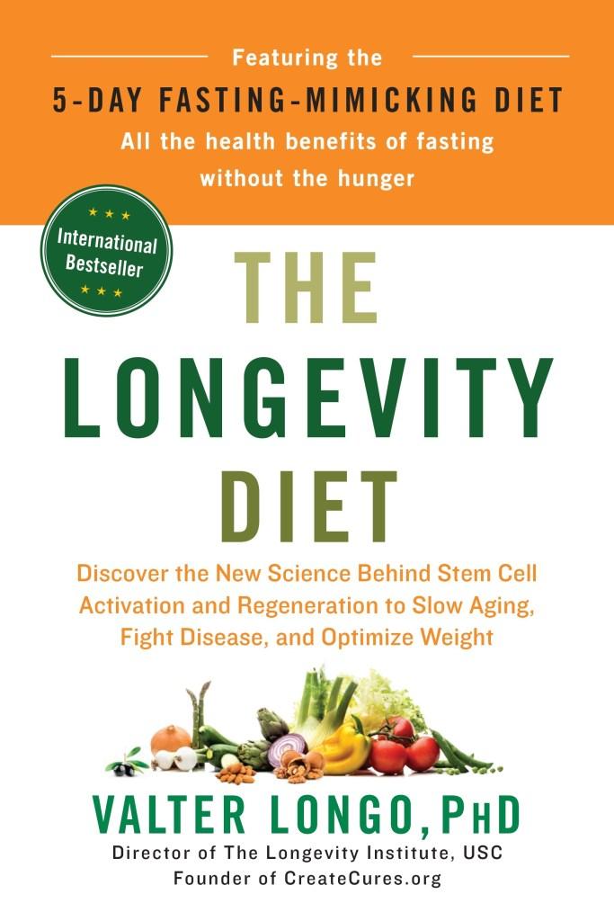 the longevity diet book