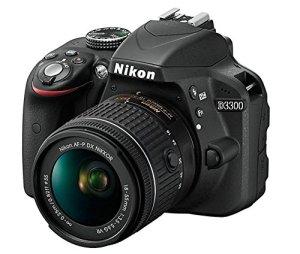 Nikon D3300 w: AF-P DX 18-55mm VR Digital SLR