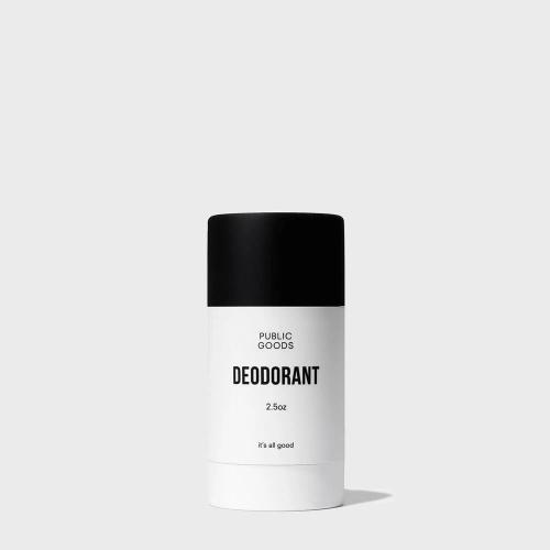public goods deodorant