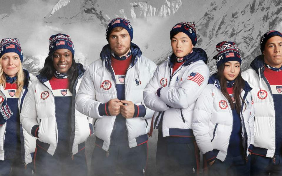 Winter Olympics 2018: Shop Official Team