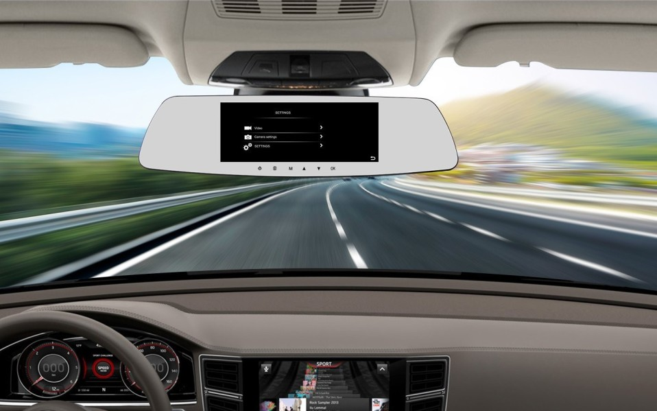 rearview mirror auto amazon