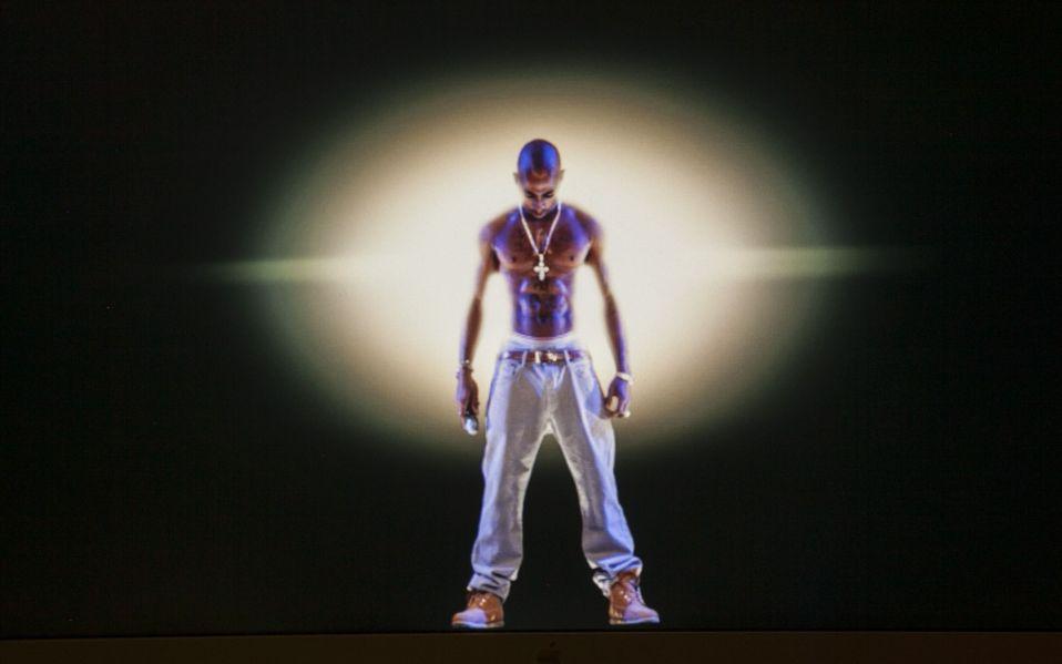 tupac hologram coachella