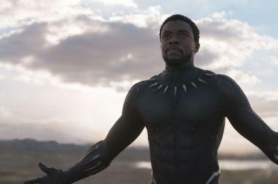 """""""Black Panther"""" Film - 2018"""