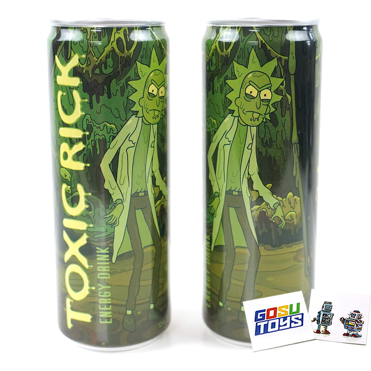 Rick and Morty energy drink
