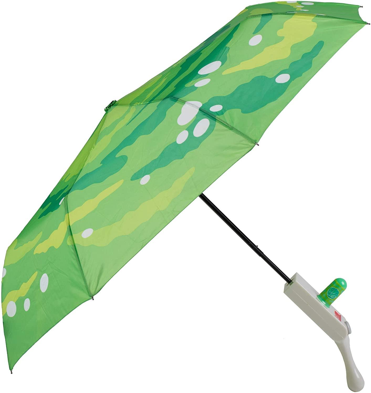 Rick and Morty umbrella