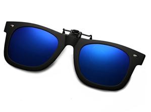 Wayfarer Sunglasses Clip Ons