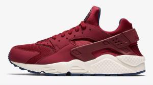 Red Nikes Air Huarache