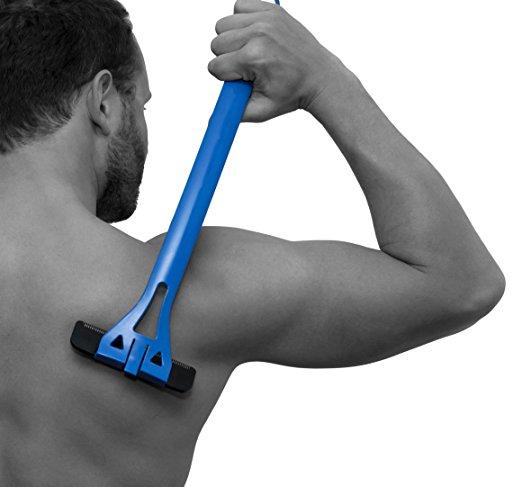 best hair removal alternatives to shaving bakblade back razor