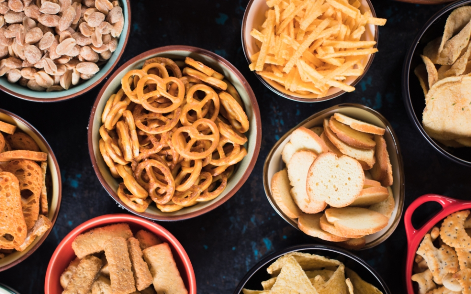 best snacks for every craving