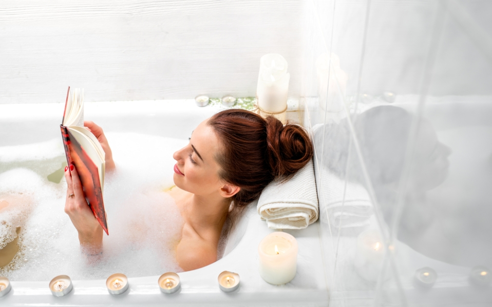 best bath and shower products amazon