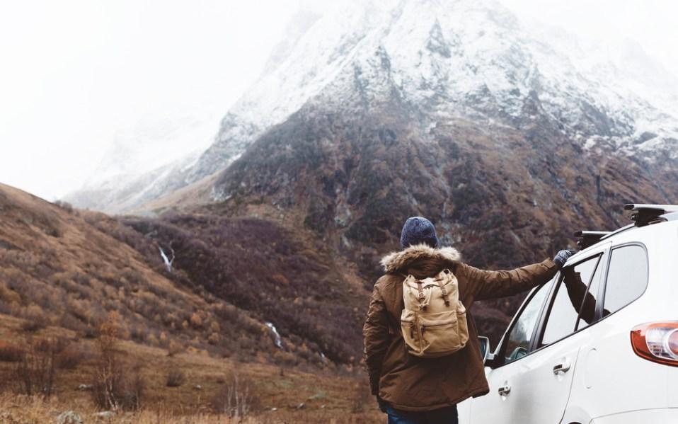 winter hiking essentials