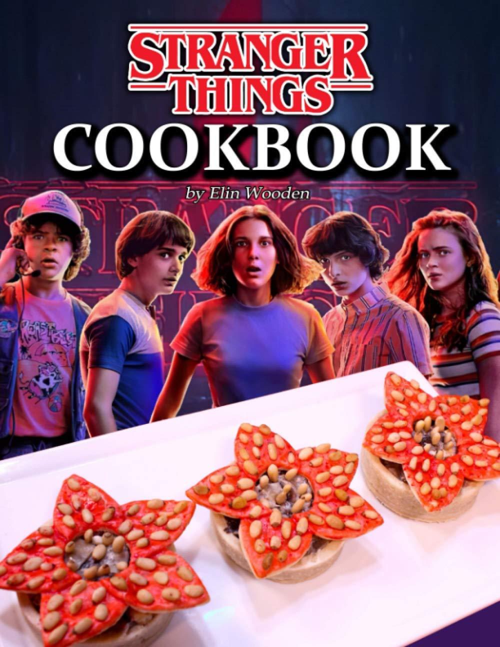 Stranger Things cookbook