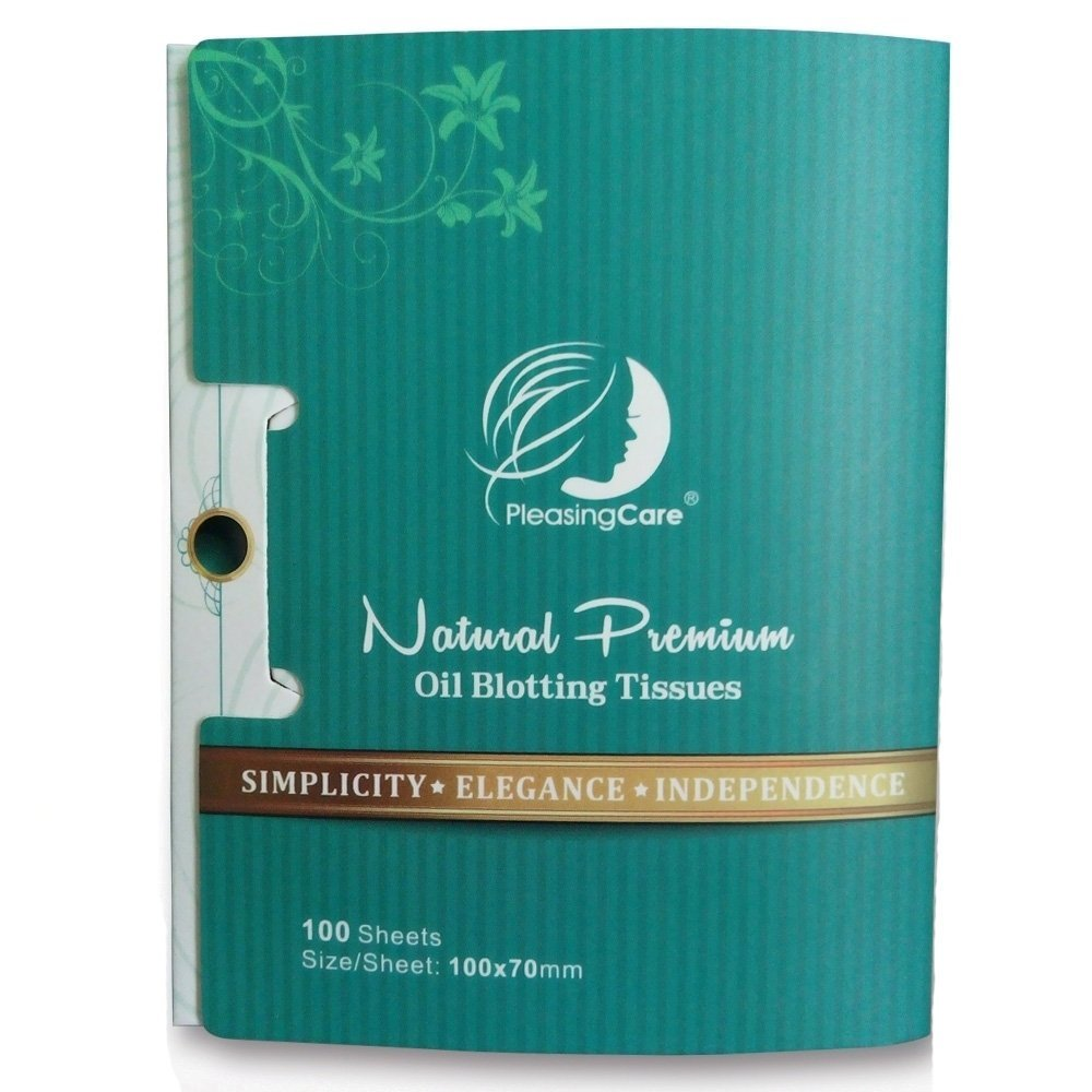 travel beauty best skin hair care products pleasingcare natural premium oil blotting tissues bamboo charcoal