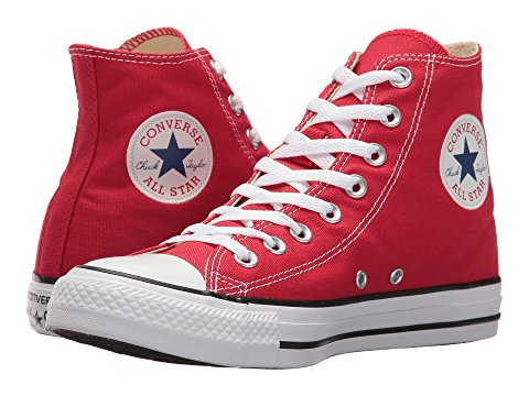 USA shoes red white blue sneakers olympics zappos converse chuck taylor all star core hi