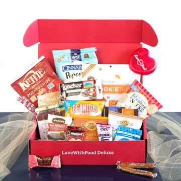 love with food review snack delivery
