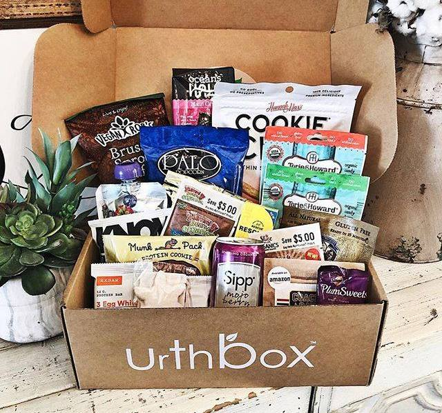 Snack Delivery Box Review: Love With