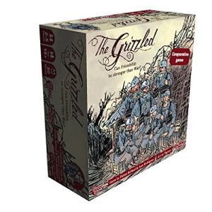 Card Game the Grizzled