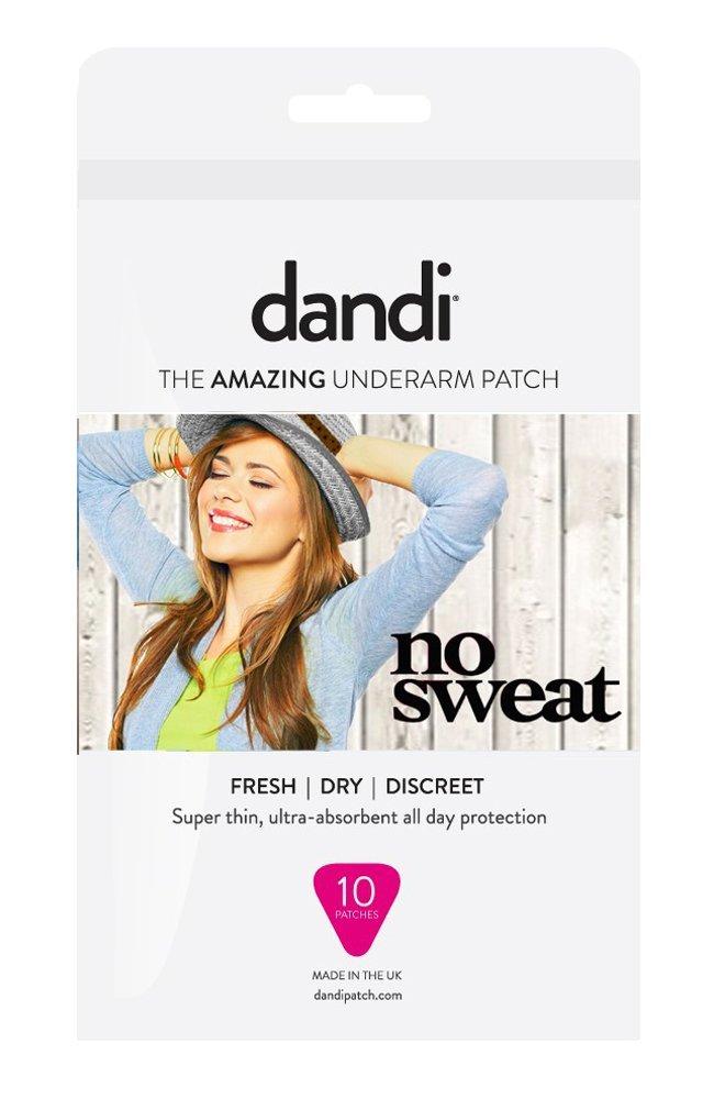 dandi patch anti sweat pads