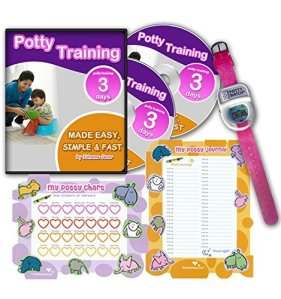 Potty Training Kit The Potty Trainer