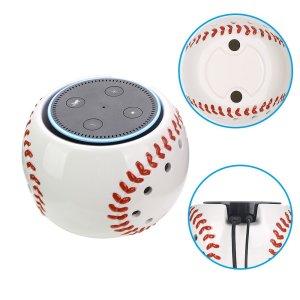 Baseball Decoration Alexa Stand