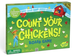 Board Game Count Your Chickens