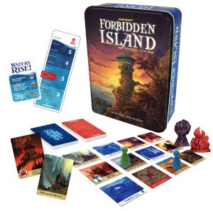 Board Game Forbidden Island