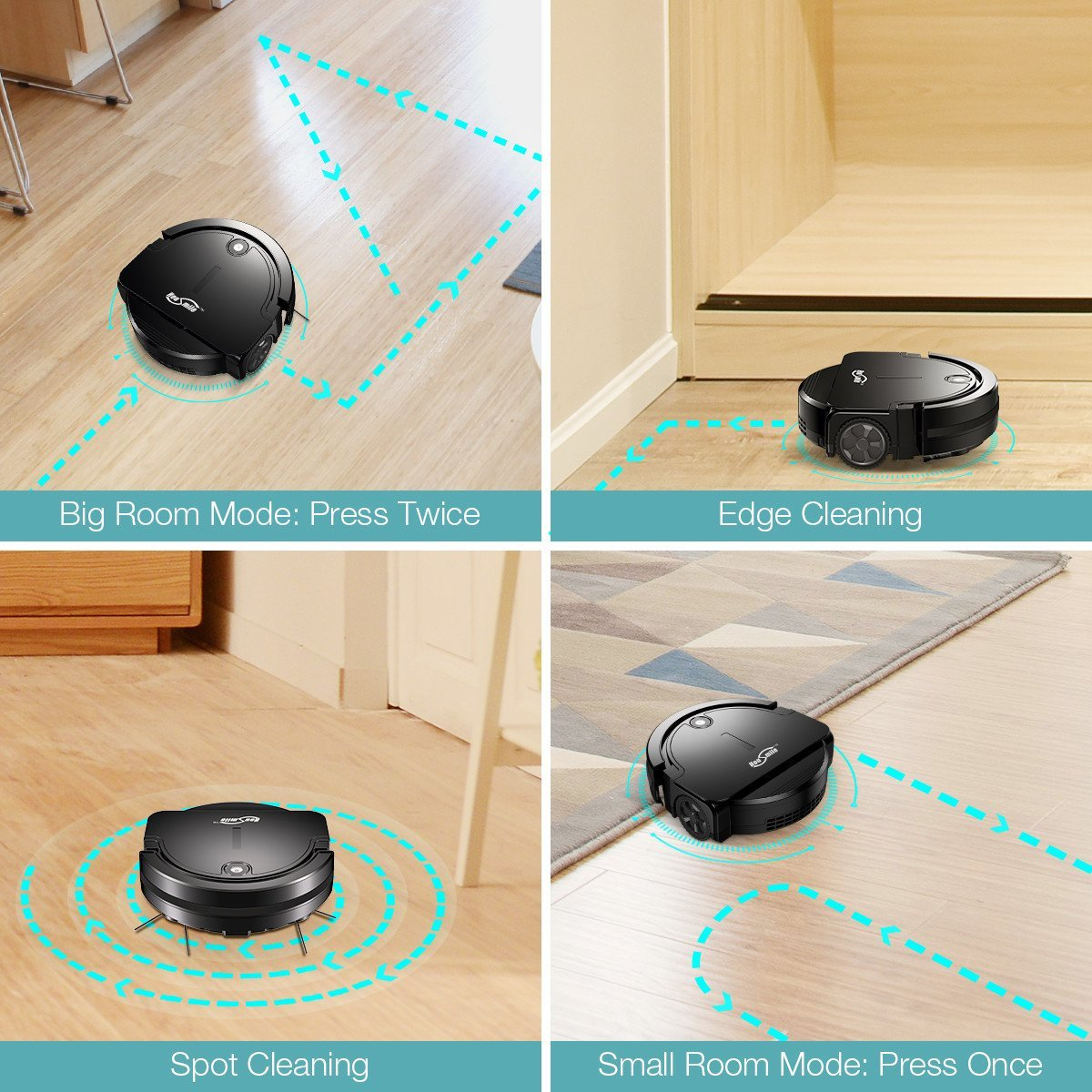 housemile robot vacuum