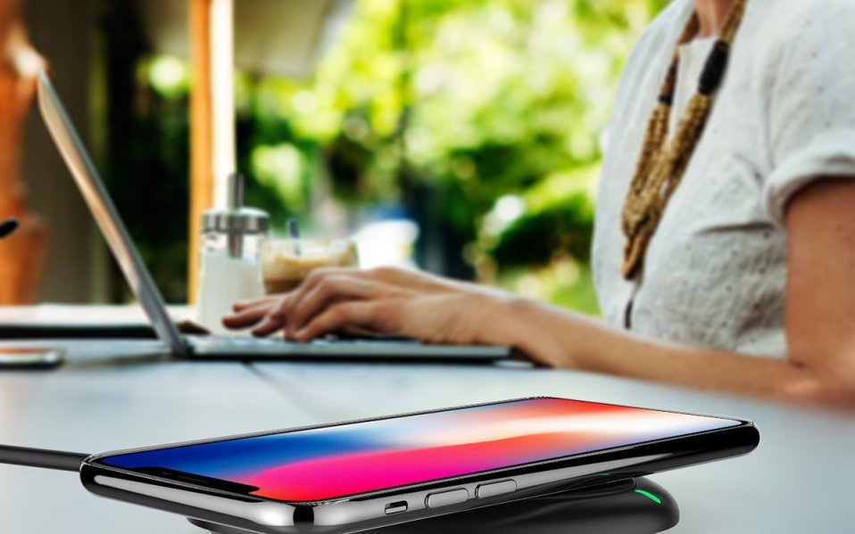 yootech wireless charging pad review