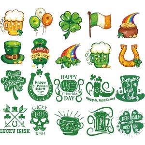 Irish Temporary Tattoos