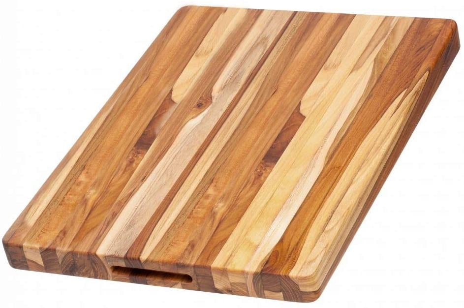 TeakHaus by Proteak Edge Grain Carving Board