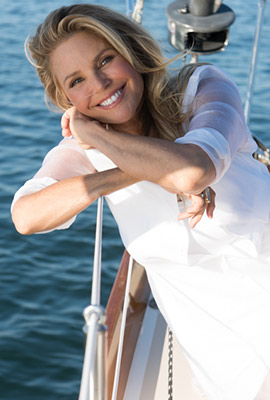 christie brinkley authentic beauty review