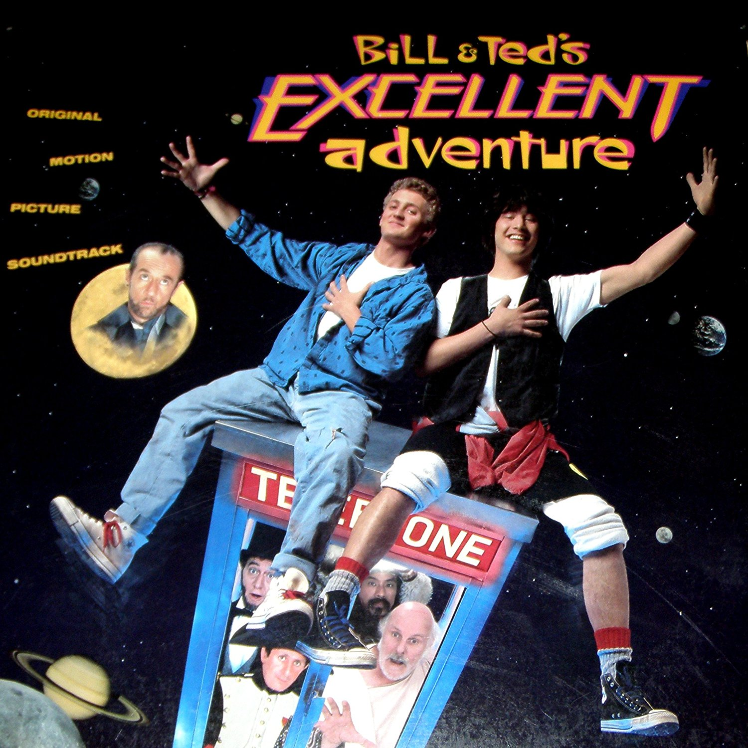 bill and ted's excellent adventure stream online