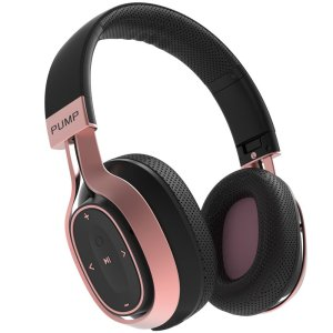 BlueAnt Pump Zone Bluetooth Over Ear Headphones